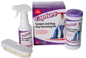 Capture Products availabel at Rug & Home